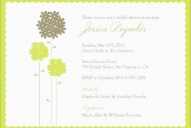 004 Unforgettable Free Busines Invitation Template For Word Picture