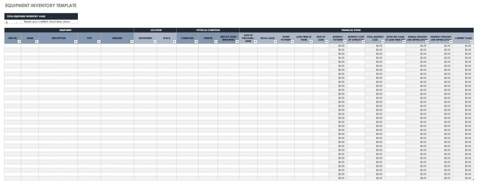 004 Unforgettable Inventory Tracking Excel Template Photo  Retail Tracker Microsoft960
