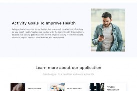 004 Unforgettable Simple One Page Website Template Free Download Inspiration  Html With Cs