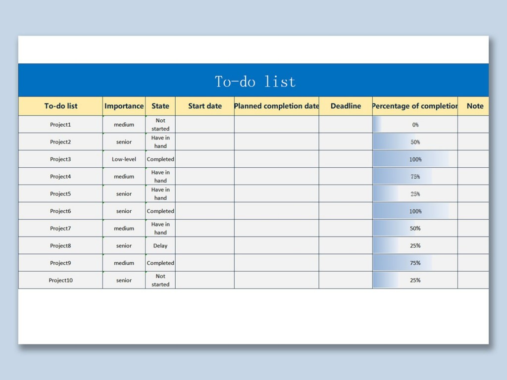004 Unforgettable Task List Template Excel High Resolution  Daily To Do Free Download FormatLarge