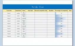 004 Unforgettable Task List Template Excel High Resolution  Daily To Do Free Download Format