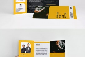 004 Unforgettable Tri Fold Brochure Indesign Template High Def  Free Adobe
