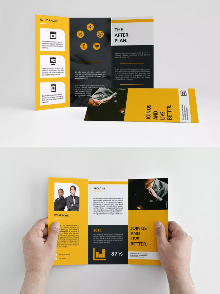 004 Unforgettable Tri Fold Brochure Indesign Template High Def  Free Adobe868