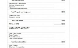 004 Unique Basic Balance Sheet Template Highest Clarity  Simple For Self Employed Pdf