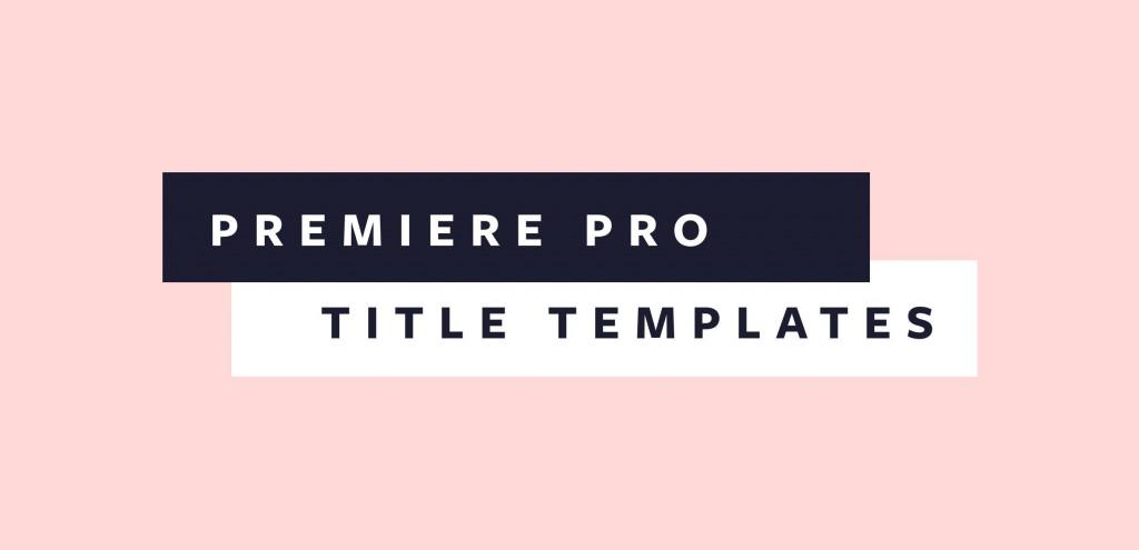 004 Unique Free Adobe Premiere Template Highest Clarity  Templates Pro Intro Rush Wedding VideoLarge