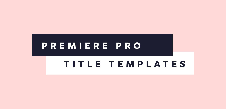 004 Unique Free Adobe Premiere Template Highest Clarity  Templates Pro Intro Rush Wedding VideoFull
