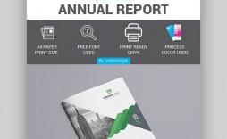 004 Unique Free Indesign Annual Report Template Download Concept