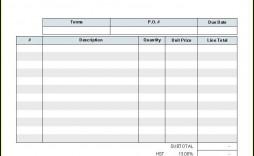004 Unique Invoice Template Free Download Picture  Apple Pdf