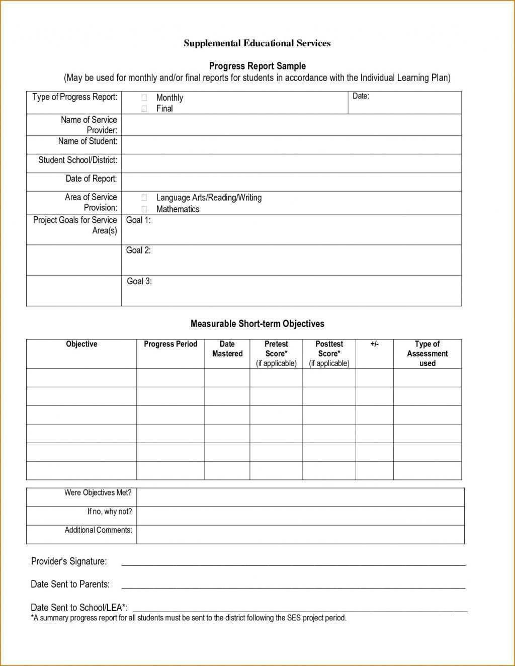 004 Unique Middle School Report Card Template Free Image Large