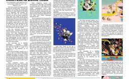 004 Unique Newspaper Article Template Google Doc Photo  Docs Format