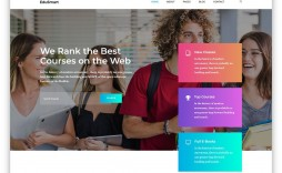 004 Unique Web Page Template Html Free Download High Resolution  One Website Cs Single