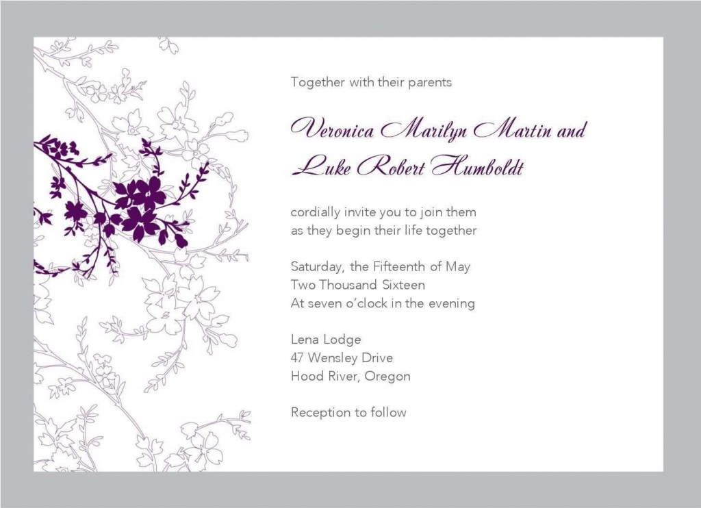 004 Unique Wedding Template For Word Picture  Free Invitation Indian Card M ProgramLarge