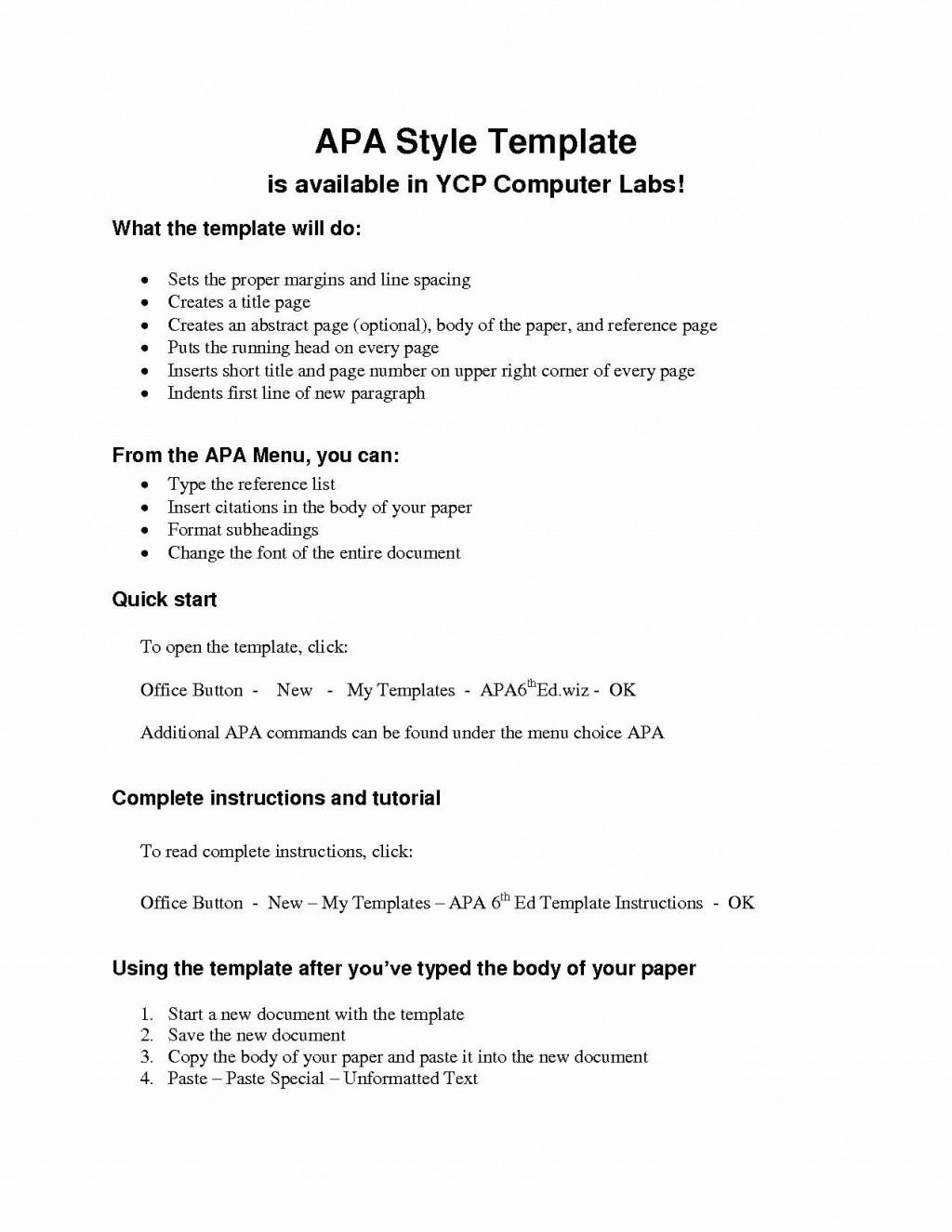 004 Unique White Paper Outline Template Free Concept Large