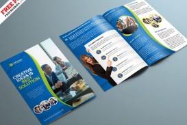 004 Unusual Corporate Brochure Design Template Psd Free Download Example  Hotel