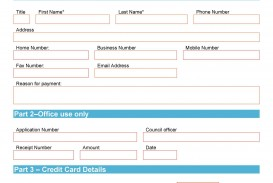 004 Unusual Credit Card Usage Request Form Template Example