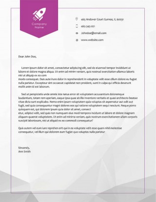 004 Unusual Letterhead Template Free Download Doc Example  Company Format Doctor320