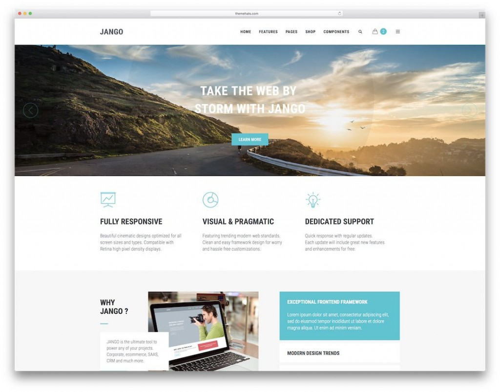 004 Unusual Mobile Friendly Website Template Idea  BestLarge