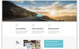 004 Unusual Mobile Friendly Website Template Idea  Best
