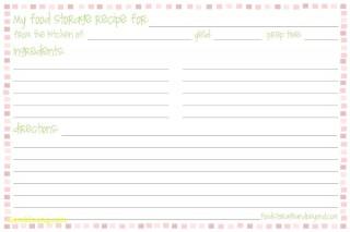 004 Wonderful 3 X 5 Recipe Card Template Microsoft Word Example 320