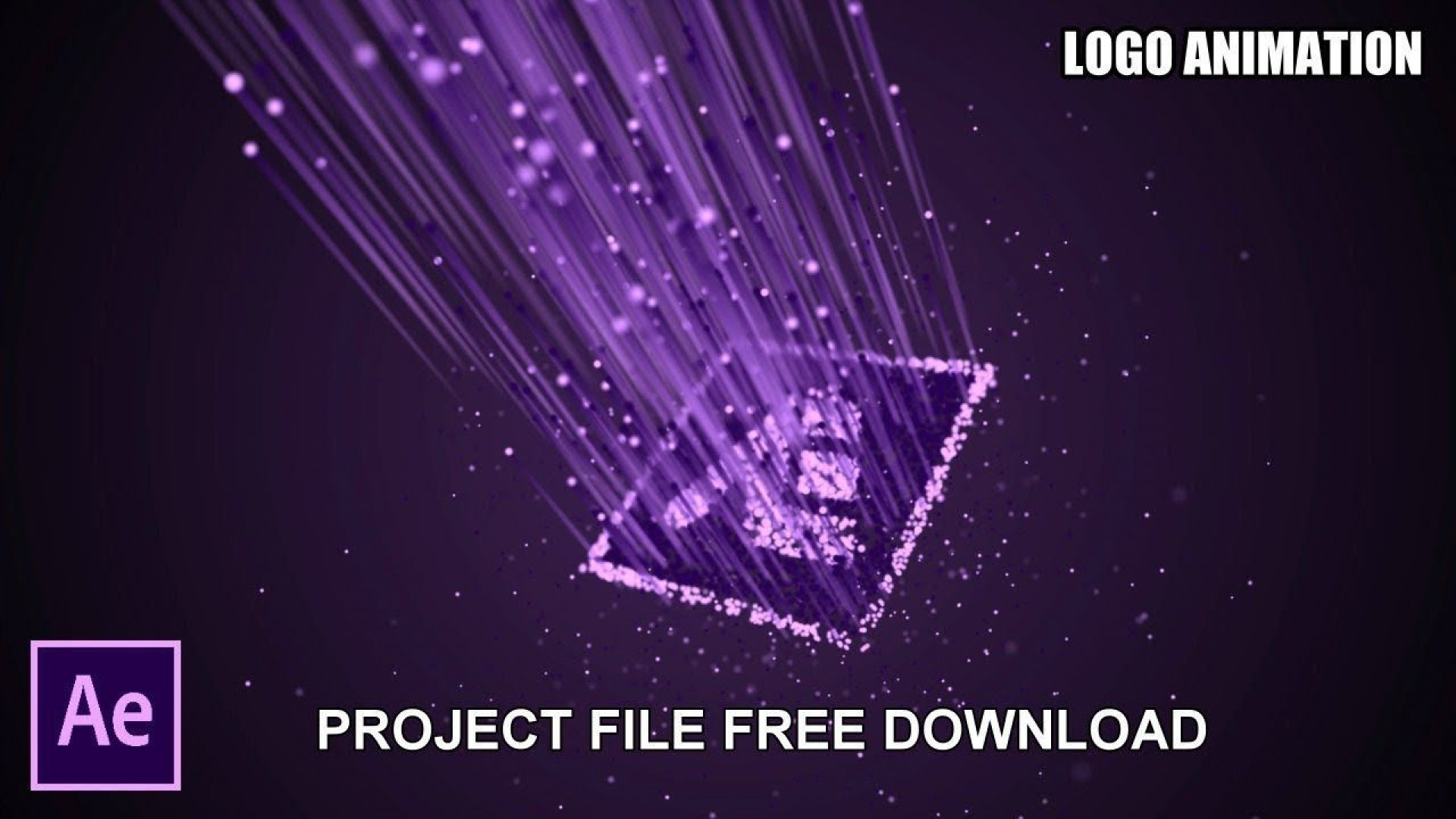 004 Wonderful Adobe After Effect Logo Template Free Download Concept  Cs6 Title Animation1920