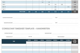 004 Wonderful Employee Time Card Printable Concept  Timesheet Template Excel Free Multiple Sheet