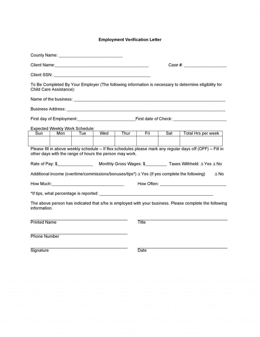 004 Wonderful Free Income Verification Form Template Inspiration Large
