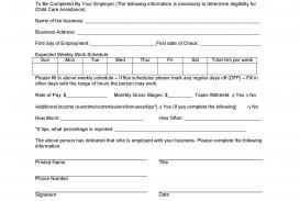 004 Wonderful Free Income Verification Form Template Inspiration