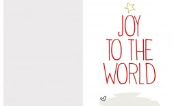 004 Wonderful Free Printable Religiou Christma Card Template Example  Templates