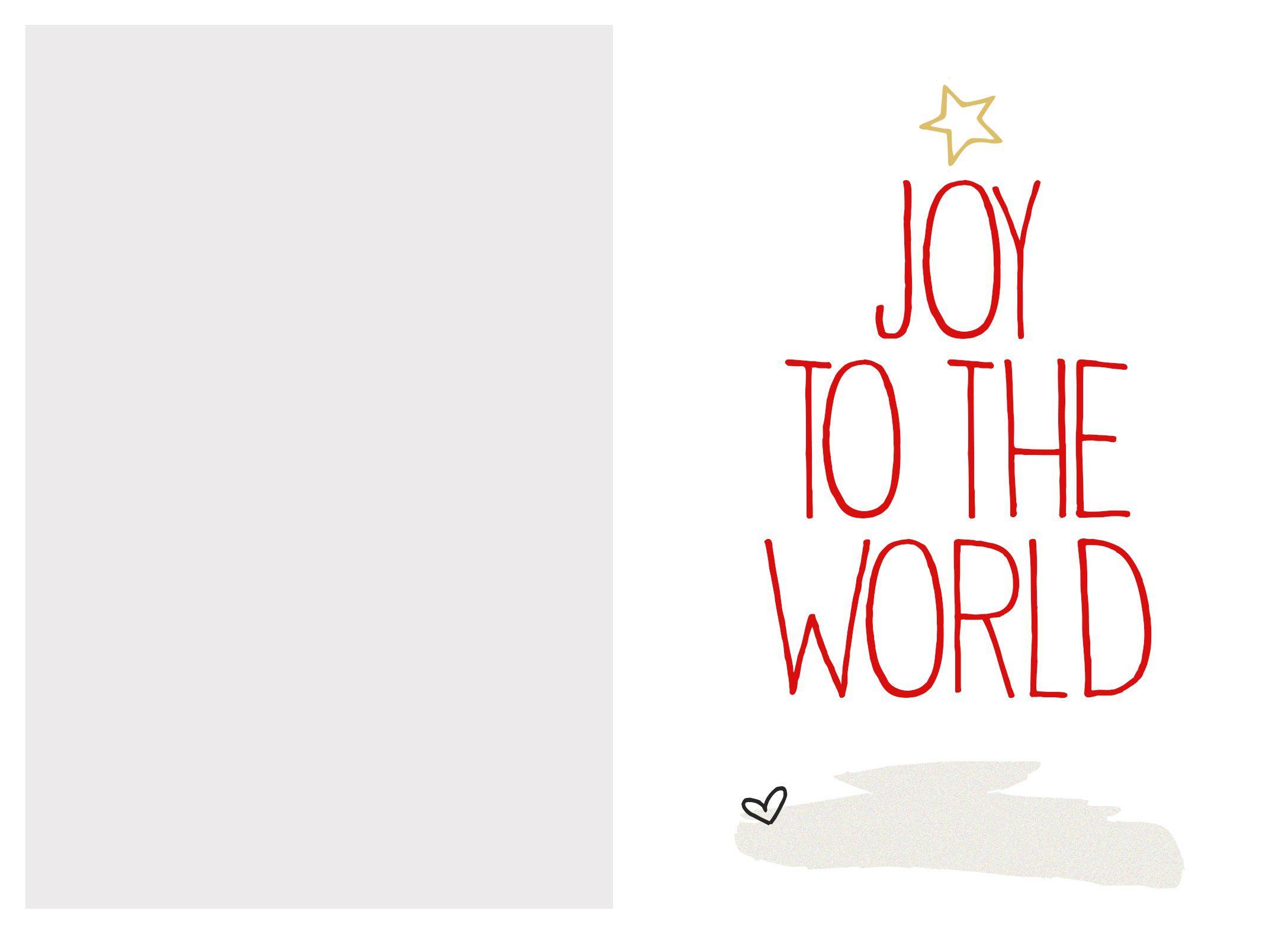 004 Wonderful Free Printable Religiou Christma Card Template Example  TemplatesFull