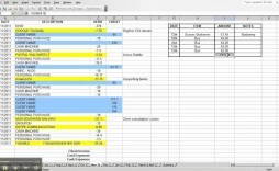 004 Wonderful Personal Banking Template Excel Idea  Bank Account Reconciliation