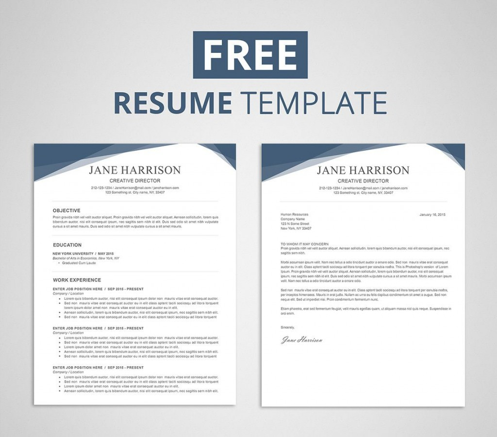 004 Wonderful Resume Template Word 2007 Free Inspiration  Microsoft Office For MLarge