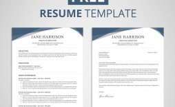 004 Wonderful Resume Template Word 2007 Free Inspiration  Microsoft Office For M