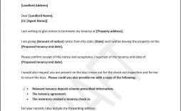 004 Wonderful Sample Letter For Terminating A Lease Agreement Photo  To End Tenancy From Landlord Cancelling