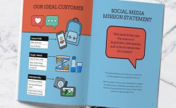 004 Wonderful Social Media Proposal Format High Resolution  Marketing Example Plan