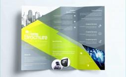 004 Wondrou Brochure Template For Word Mac Inspiration  Tri Fold Free