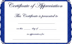 004 Wondrou Certificate Of Award Template Word Free Highest Quality