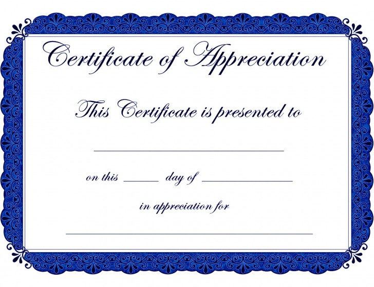 004 Wondrou Certificate Of Award Template Word Free Highest Quality 728