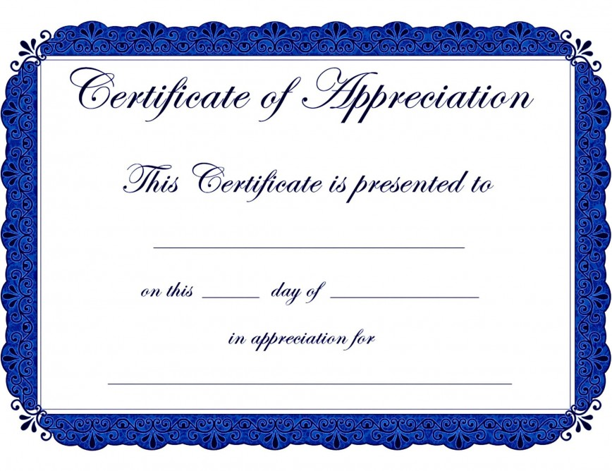 004 Wondrou Certificate Of Award Template Word Free Highest Quality 868