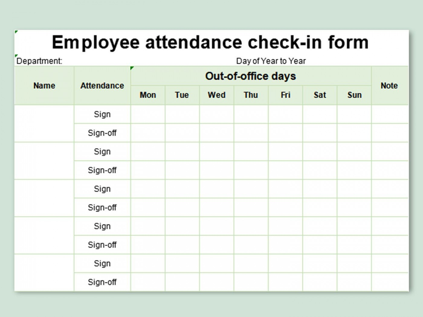 004 Wondrou Free Employee Sign In Sheet Template Highest Clarity  Schedule Pdf Weekly Timesheet Printable1400