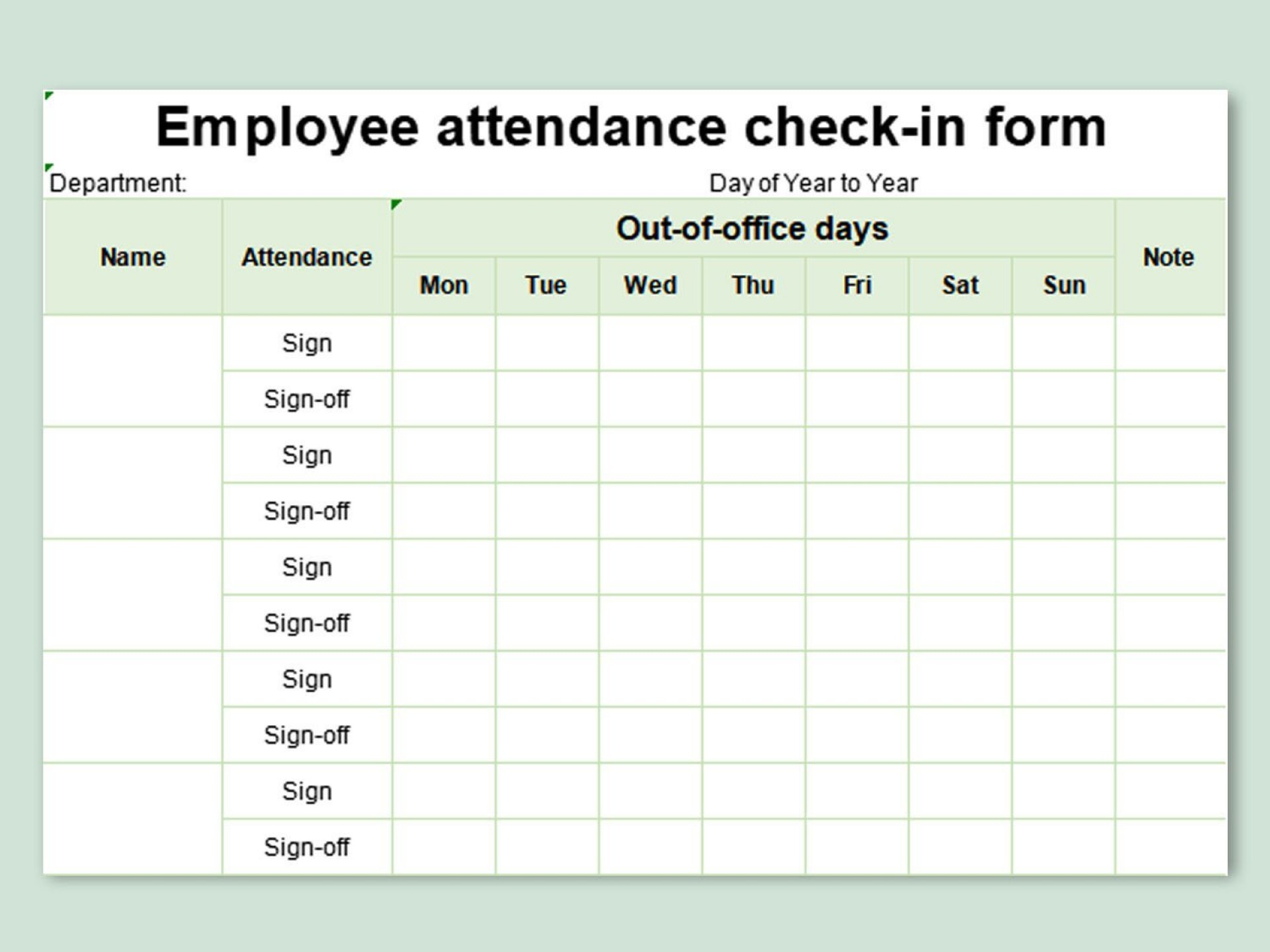 004 Wondrou Free Employee Sign In Sheet Template Highest Clarity  Schedule Pdf Weekly Timesheet Printable1920