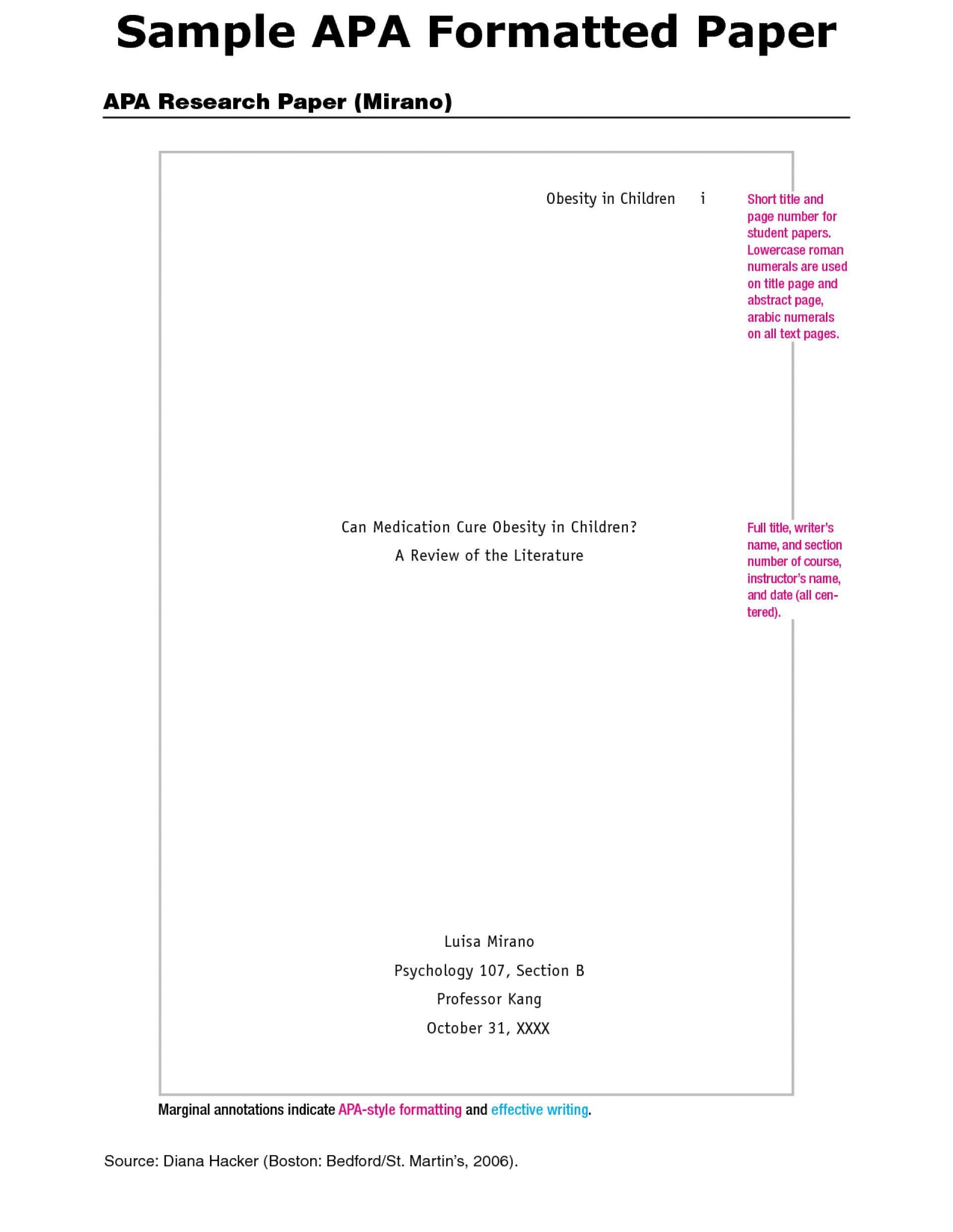 004 Wondrou Literature Review Sample Apa 6th Edition Concept  Format1920