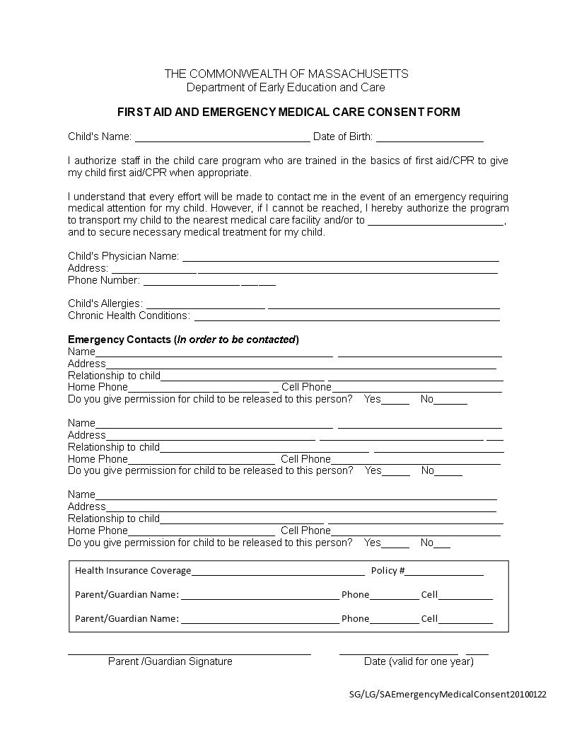 004 Wondrou Medical Consent Form Template Highest Clarity  Templates FreeFull
