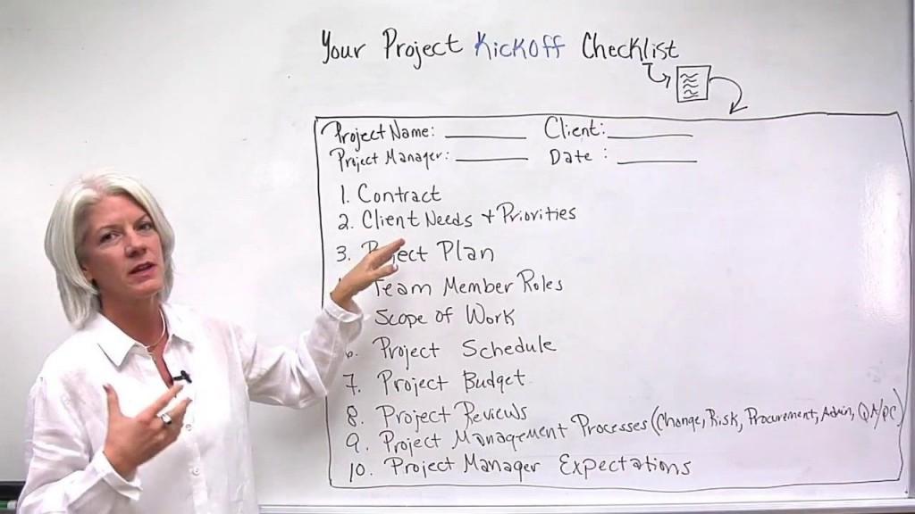004 Wondrou Project Kickoff Meeting Agenda Template Inspiration  ManagementLarge