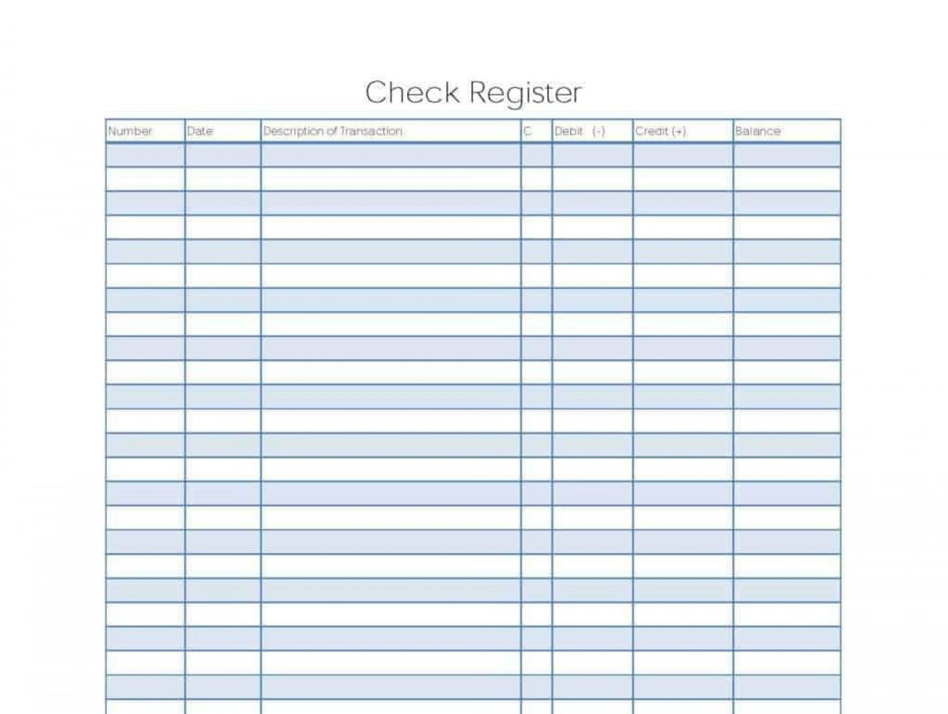 005 Amazing Checkbook Register Template Excel Design  Check 2007 Balance 20031920