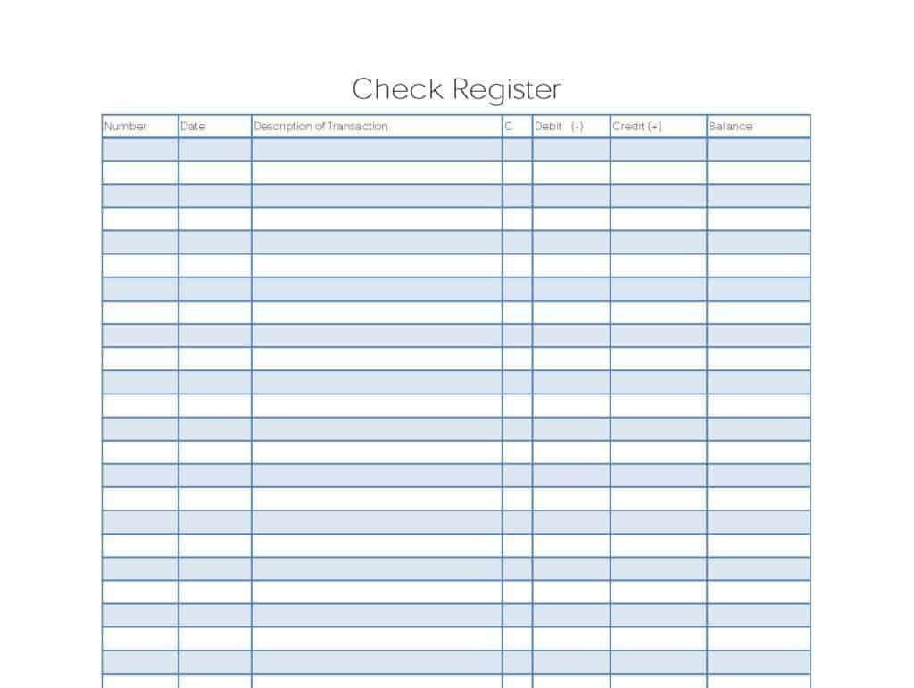 005 Amazing Checkbook Register Template Excel Design  Check 2007 Balance 2003Full