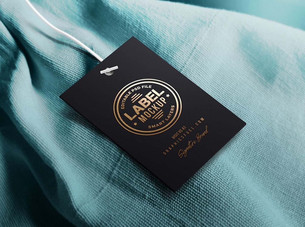 005 Amazing Free Clothing Label Design Template Concept  Templates DownloadLarge