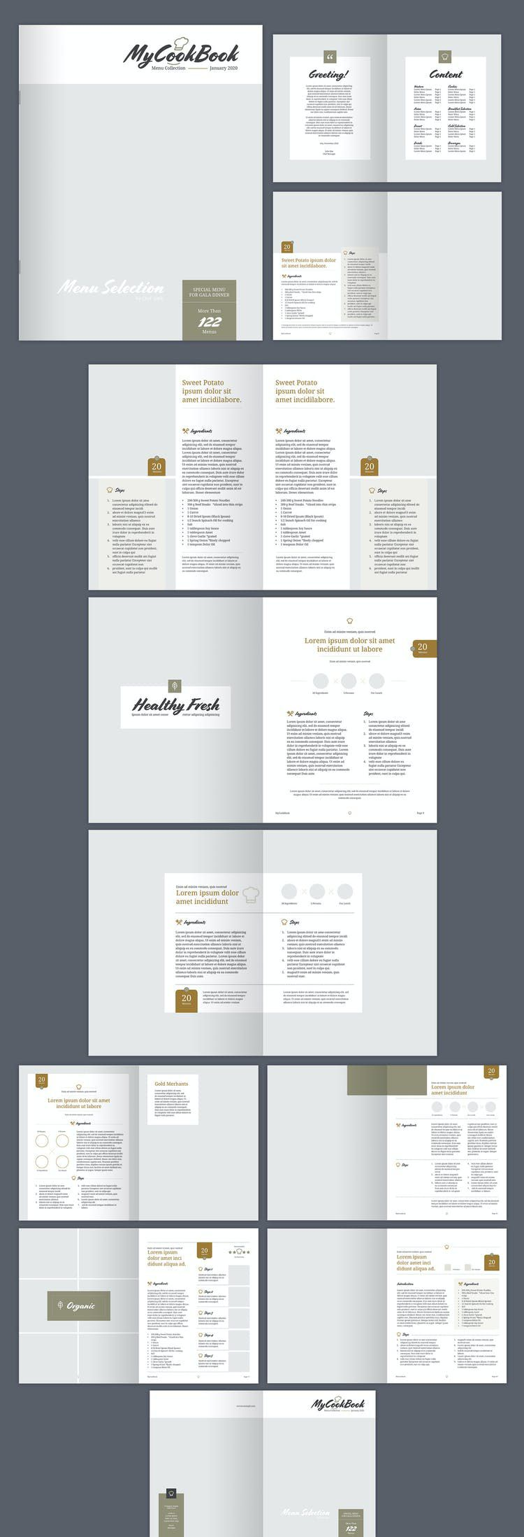 005 Amazing Free Photo Book Template High Resolution  TemplatesFull
