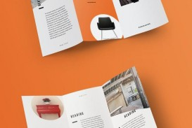 005 Amazing Indesign Trifold Brochure Template Design  Tri Fold A4 Bi Free Download