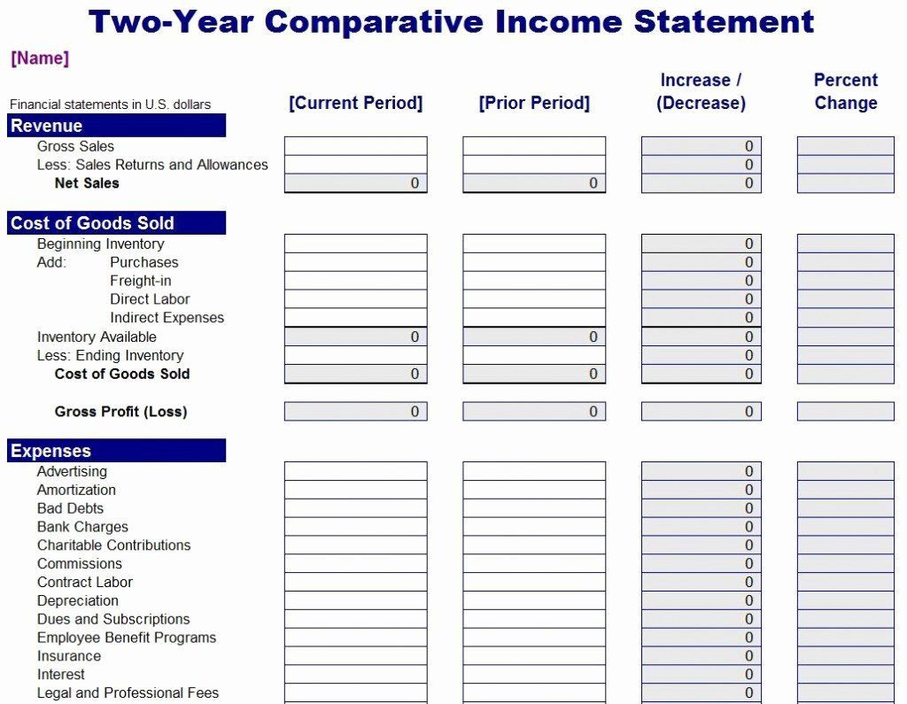 005 Amazing Personal Income Expense Statement Template Excel Idea Full