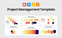 005 Amazing Project Management Powerpoint Template Free Download Image  Sqert Dashboard